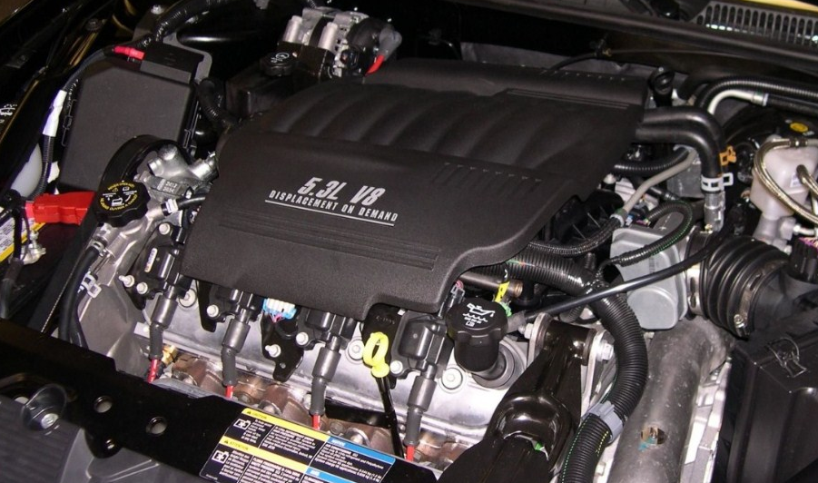 2019 Chevrolet Avalanche Engine