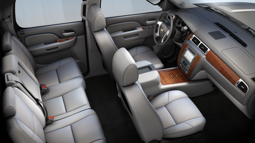 2019 Chevrolet Avalanche Interior